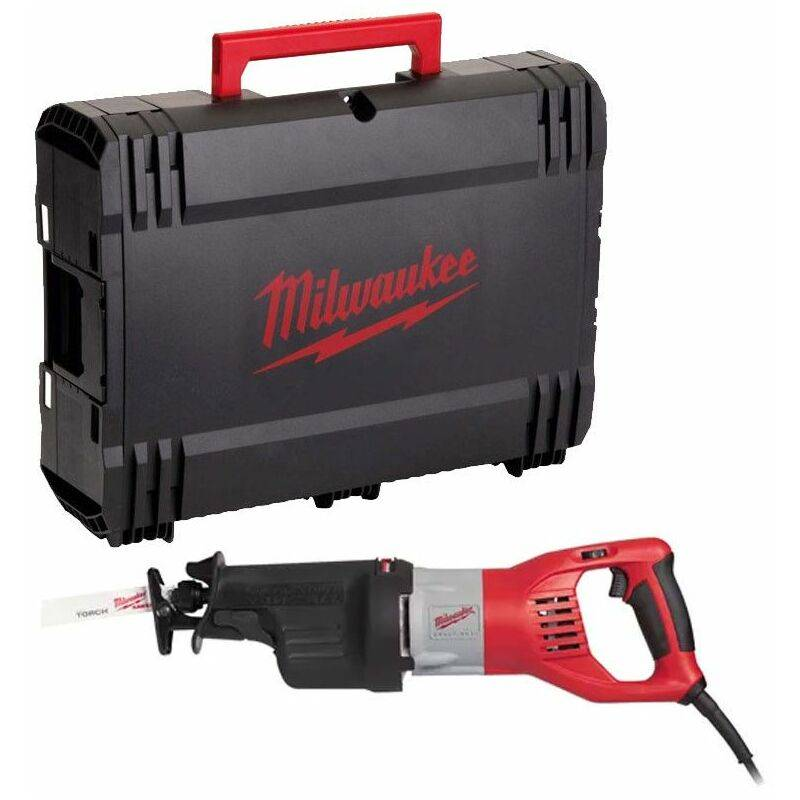 MILWAUKEE Scie sabre 1500W avec variateur de course 32 mm fitxtec - MILWAUKEE