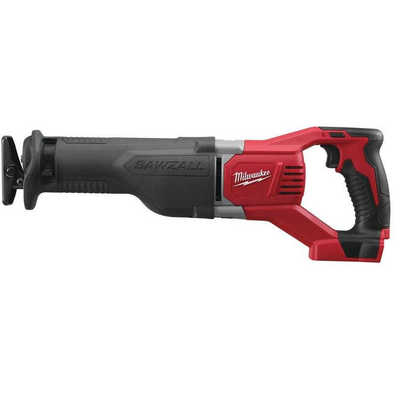MILWAUKEE Scie Sabre 18V   M18 BSX-0 (machine seule) - 4933447275 - Milwaukee