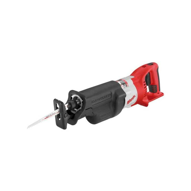 MILWAUKEE Scie sabre MILWAUKEE HD28 SX-0 - sans batterie ni chargeur 4933416860