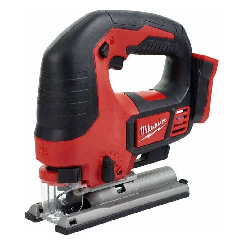 MILWAUKEE Scie sauteuse 18V Li-Ion (Machine seule) - MILWAUKEE M18BJS-0
