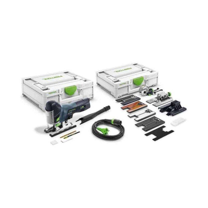 FESTOOL Scie sauteuse 550 W CARVEX - PS420 EBQ-Set  - 561588