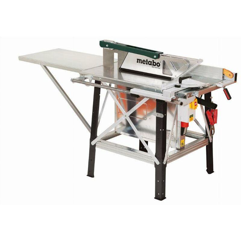 METABO Scie sur table BKH 450 Plus 0104705000 - Metabo