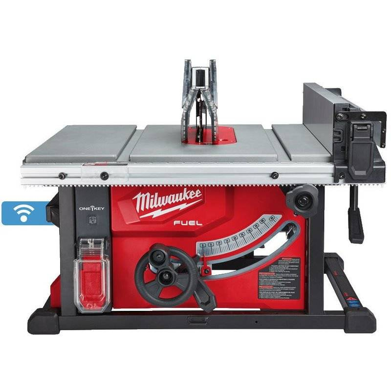 MILWAUKEE Scie sur table FUEL 18V   M18 FTS210-0 (machine seule) - 4933464722