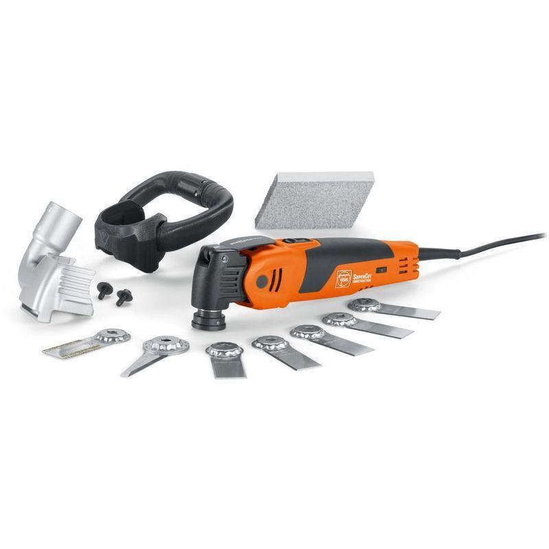 Fein Machine oscillante - 450 W FEIN SuperCut FSC 500 QSL - 72294670000