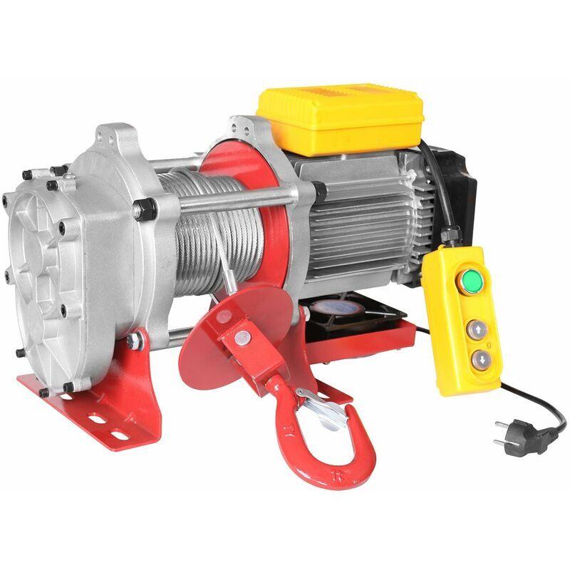 MW-TOOLS Treuil électrique 500 kg 230 V MW-Tools BKEL500