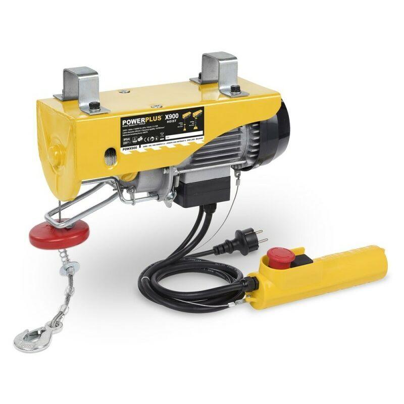 POWERPLUS Palan 500 Watts 100/200Kg