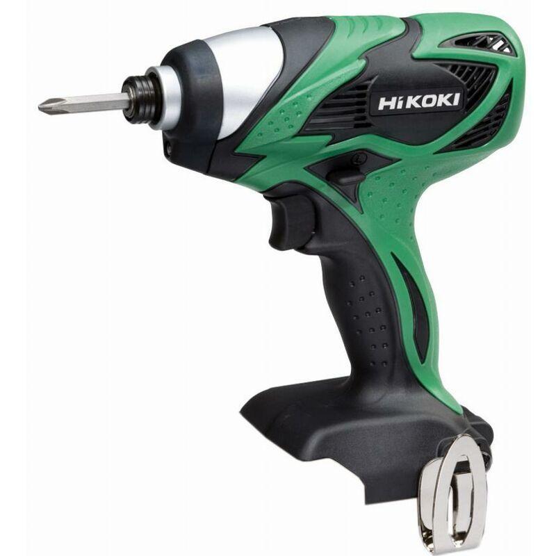 HIKOKI Visseuse à choc HIKOKI 18V - sans batterie ni chargeur - WH18DSALU4Z