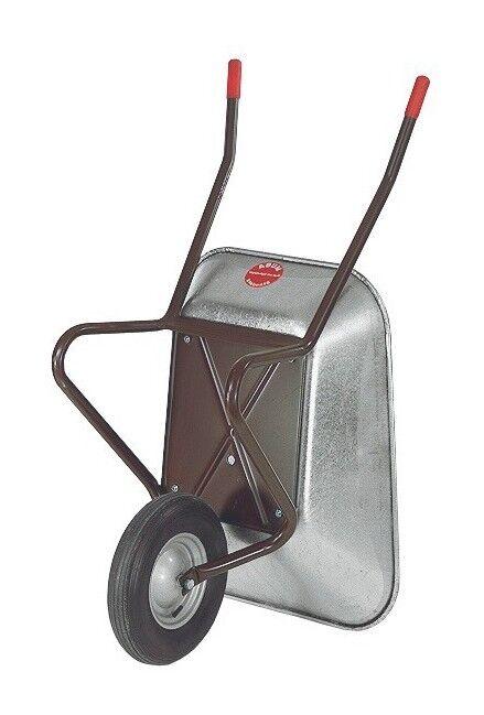 MüBA Brouette roue en nylon, 85 l (Par 5)