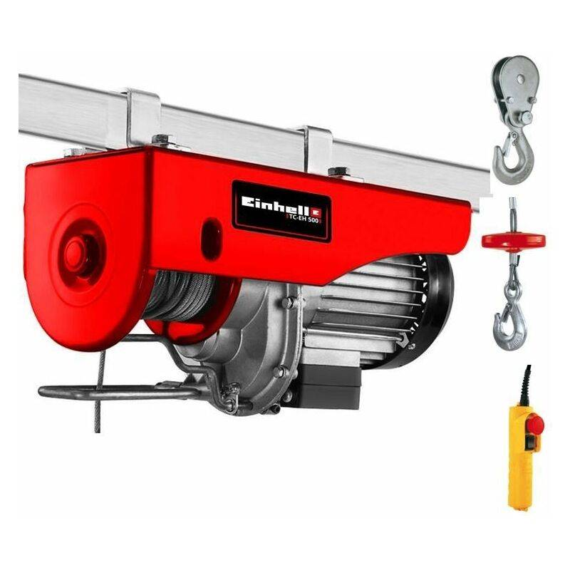 EINHELL Palan électrique TC-EH 500