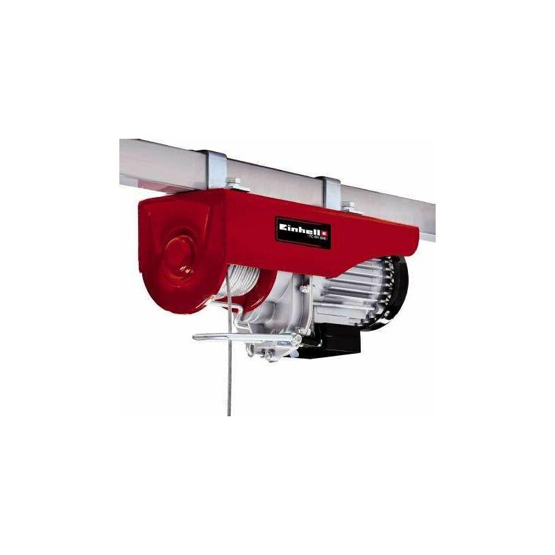 EINHELL Palan électrique TC-EH 600 - 2255150 - Einhell