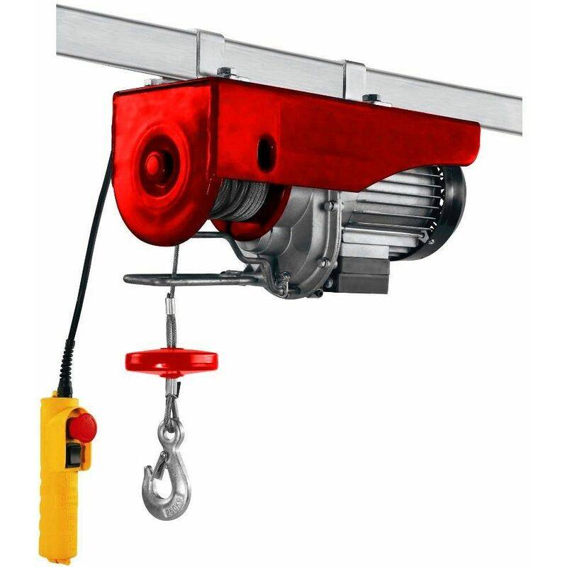 EINHELL TC-EH 600 - Palan électrique - 1050W - 600kg - Einhell
