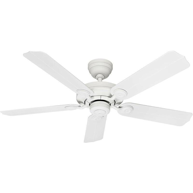 Hunter Fans - Ventilateur de plafond Outdoor Elements Blanc 132 cm