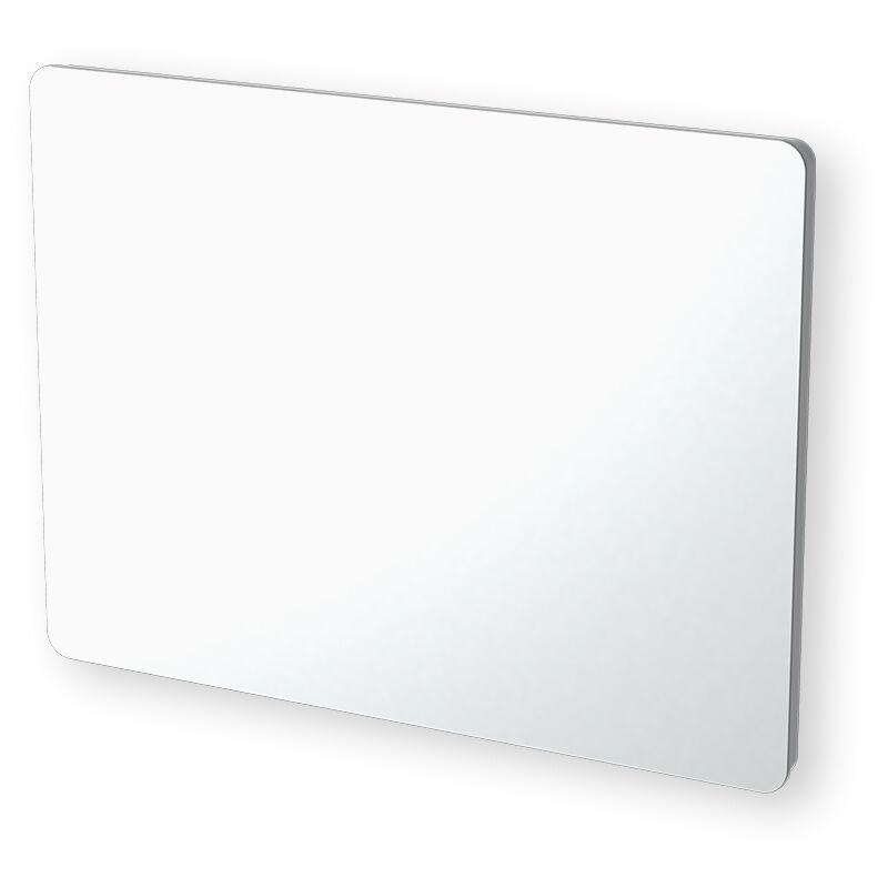 CAYENNE panneau rayonnant 1000W verre blanc Commande tactile nouvelle