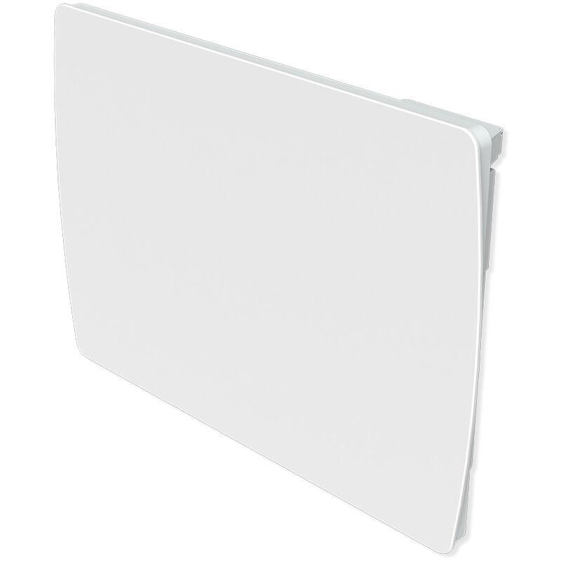 CAYENNE radiateur à inertie céramique 1000W verre blanc Commande tactile