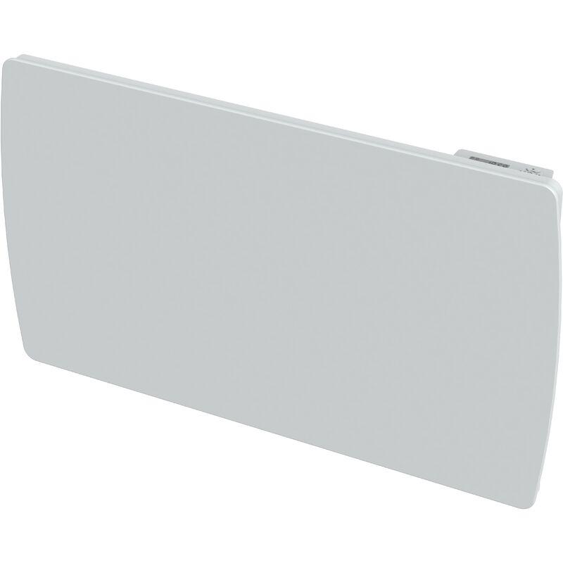 Cayenne radiateur à inertie fonte 1500W verre blanc commande tactile