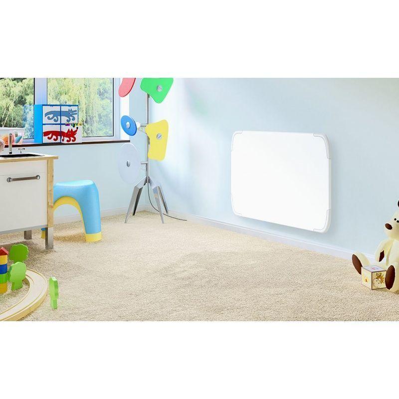 APPLIMO Radiateur Petite Enfance 750W Blanc