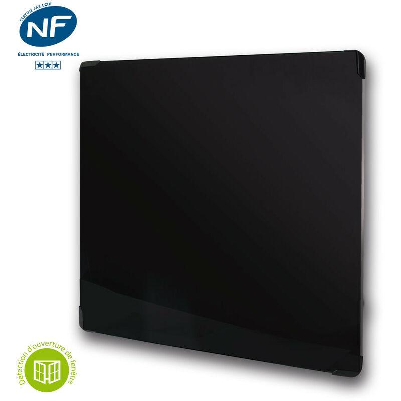 STEINER CHAUFFAGE Radiateur électrique verre 750W NF Performance - STEINER CHAUFFAGE