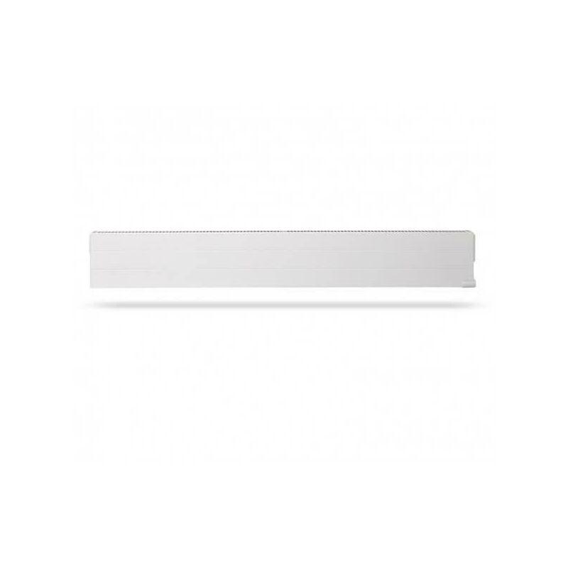 LVI Radiateur électrique YALI Ramo Plinthe 1250W - inertie fluide