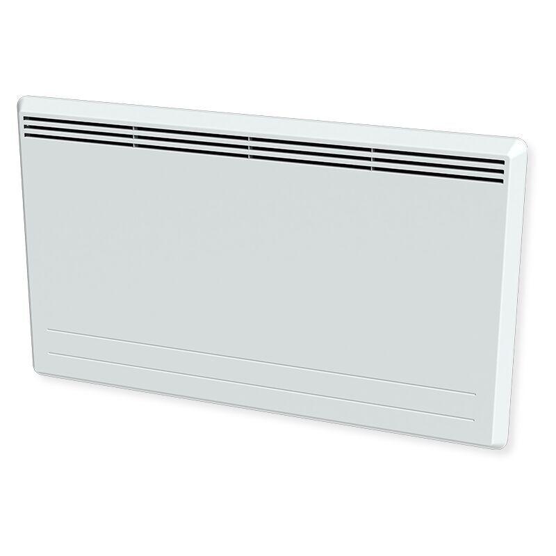 CAYENNE radiateur à interie double coeur céramique + film 2000W LCD - Blanc