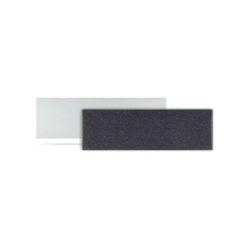LVI Radiateur electrique MILO Rock Plinthe (haut.250) Noir 610W 2025151