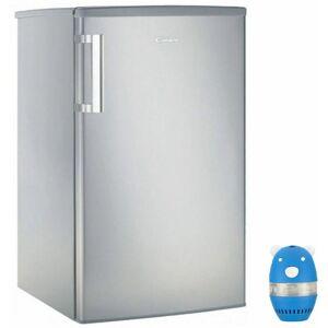 CANDY Réfrigérateur frigo simple porte Table Top inox 97L A+ Froid - Publicité