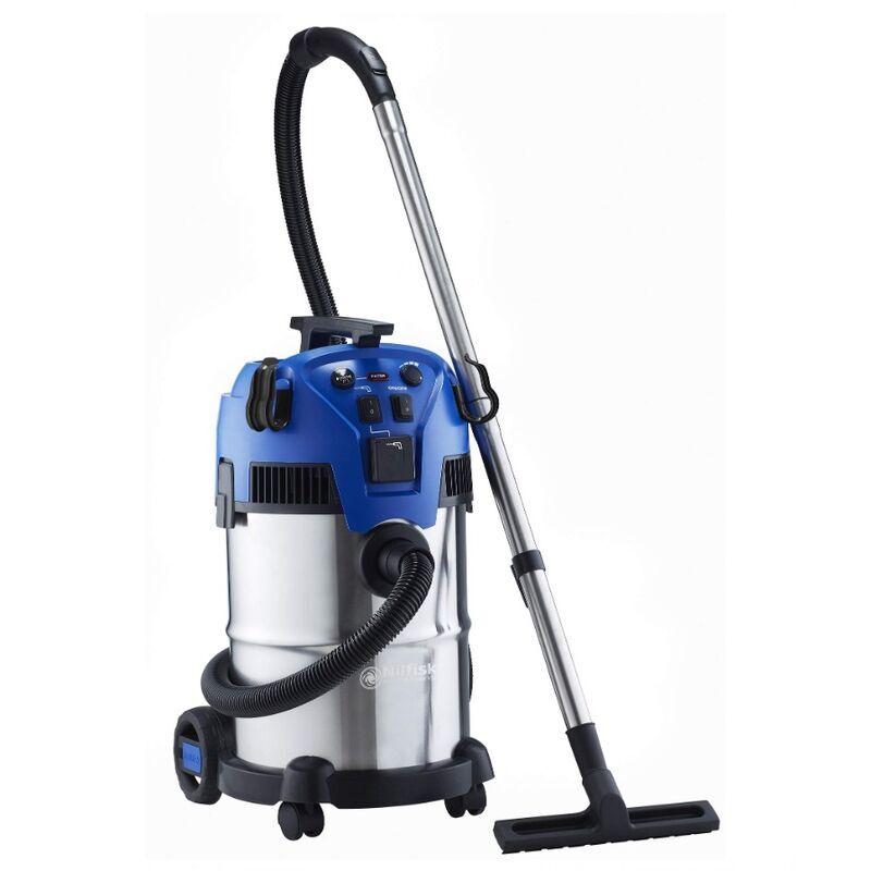 NILFISK aspirateur cuve eau et poussière 30l 1260w - 18451556 - nilfisk