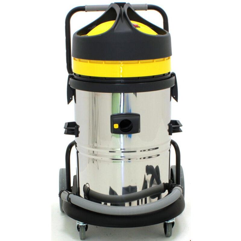 PROMAC Aspirateur eau et poussière 50/40 litres VAC-50-2TN - Promac