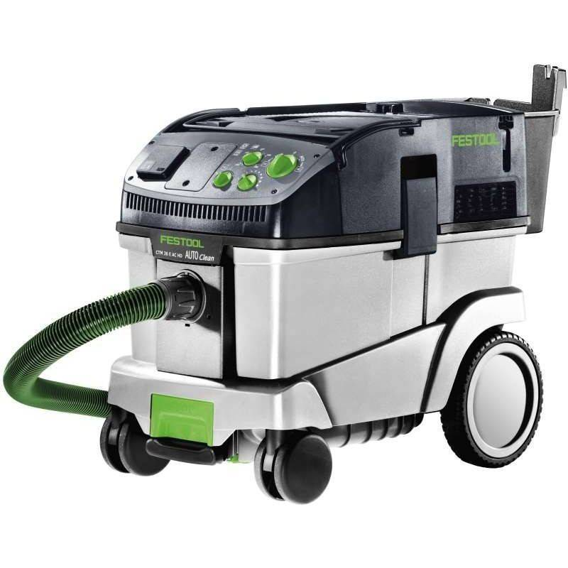 FESTOOL Aspirateur CTM 36 E AC HD CLEANTEC - Festool