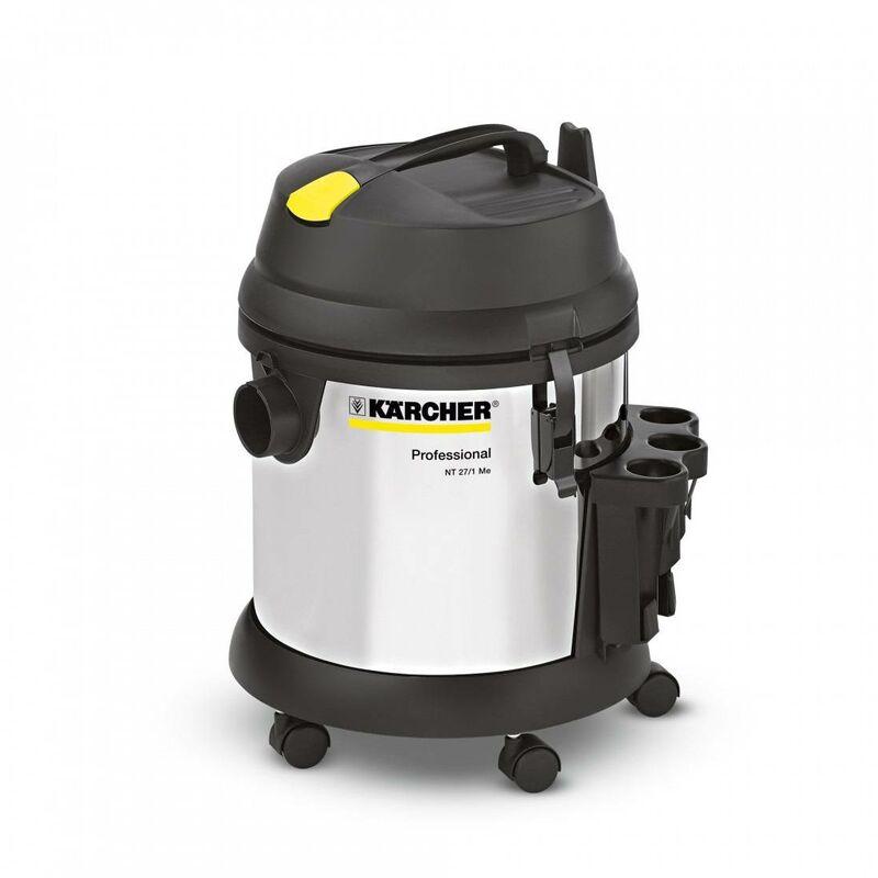 KARCHER Aspirateur eau et poussières NT 27/1 Me - 14281000 - Karcher