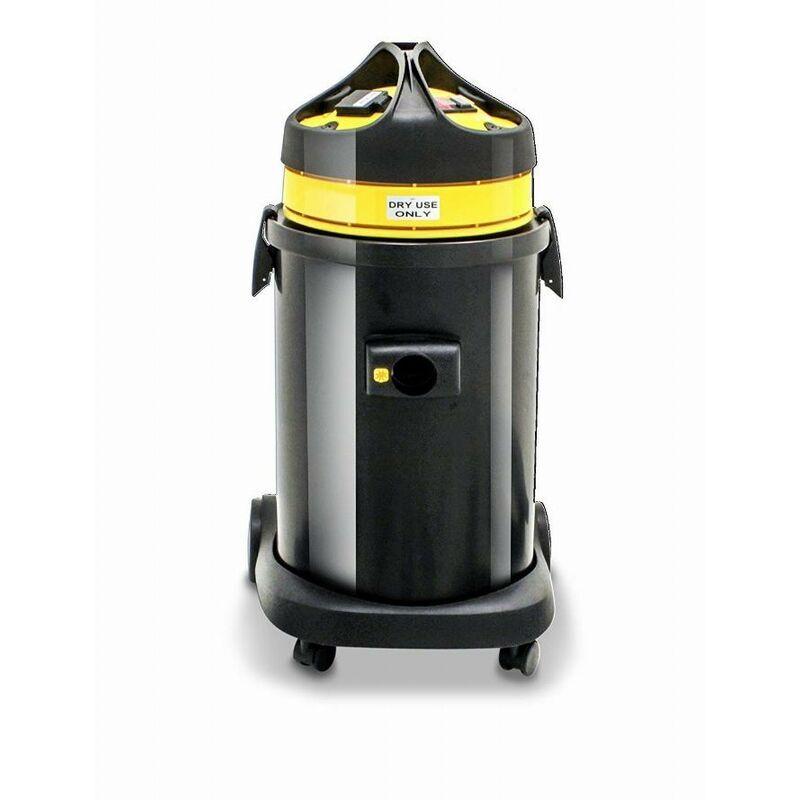PROMAC Aspirateur poussière avec décolmatage 37 litres VAC-37ADE - Promac