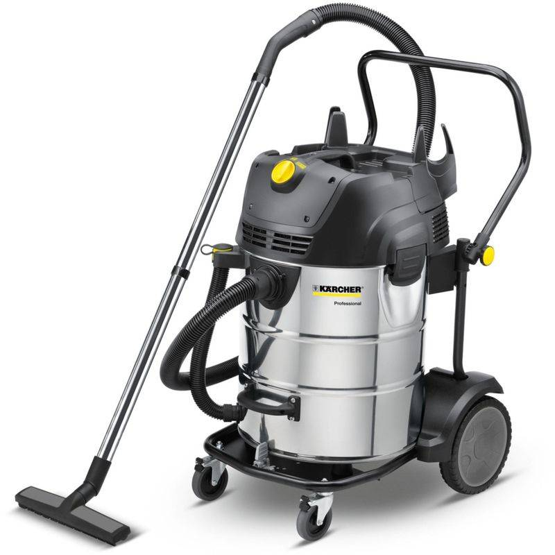 KARCHER Aspirateur eau et poussières NT 75/2 ² Me Tc Tact - 16672890 - Karcher