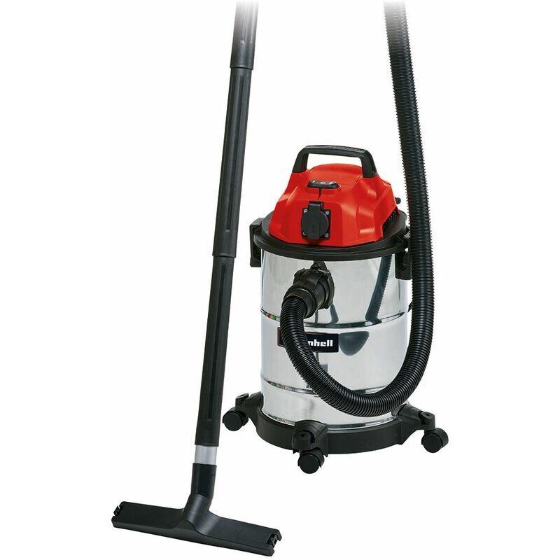 Einhell Aspirateur eau et poussière TC-VC 1820 SA, 1250W - 2342425