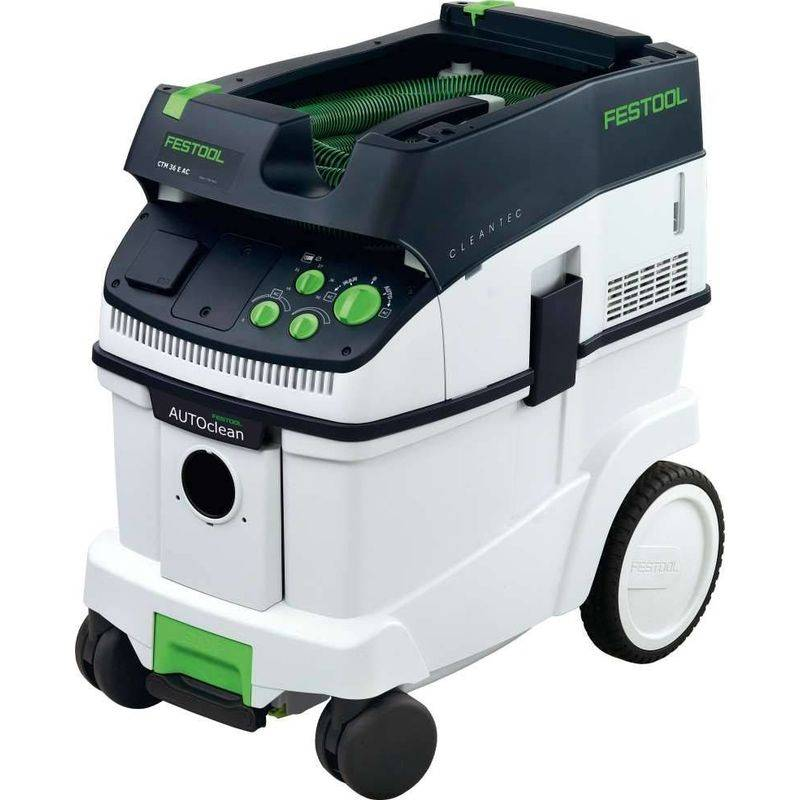 FESTOOL Aspirateur CTM 36 E AC CLEANTEC - Festool