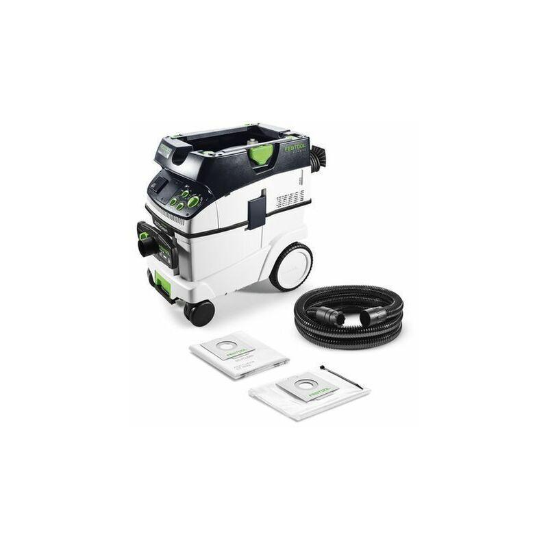 Festool Aspirateur CTM 36 E AC-LHS CLEANTEC - 574984