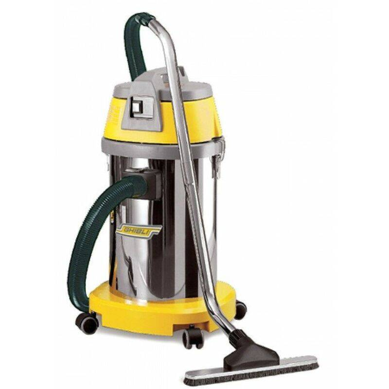 Ghibli AS 27 IK Silent - Aspirateur eau et poussière - 1150W - 36L