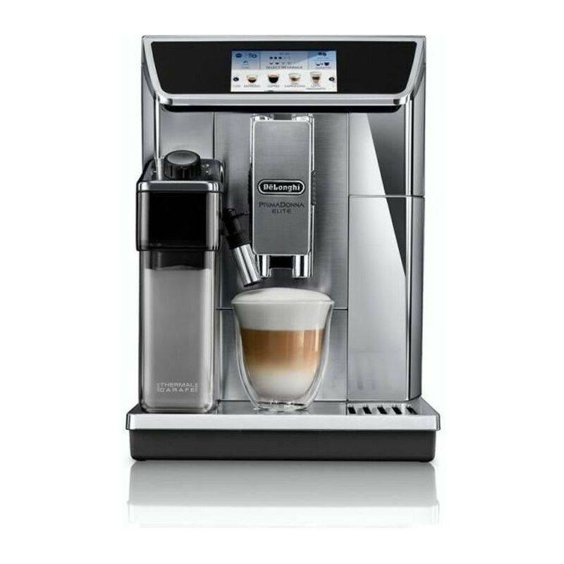 DELONGHI ECAM 650.75.MS Machine expresso automatique avec broyeur