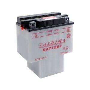 TASHIMA Batterie moto HYB16A-AB 12V / 16Ah - TASHIMA - Publicité