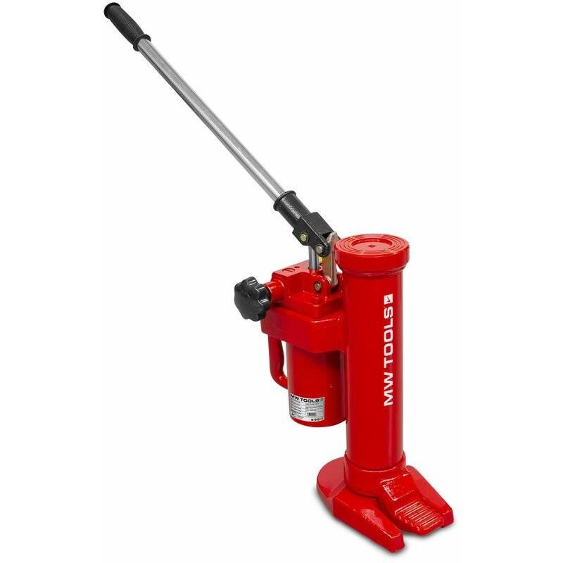 MW-TOOLS Cric hydraulique levage de machines MW-Tools HMH25