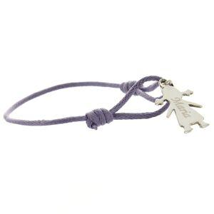 Amikado Bracelet chérubin personnalisé - Publicité