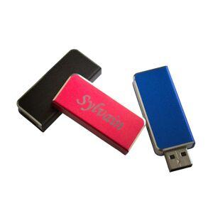 Amikado Clé USB de poche gravée - Publicité