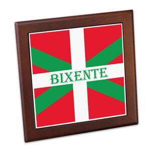 Amikado Dessous de plat Pays Basque personnalisé - Publicité