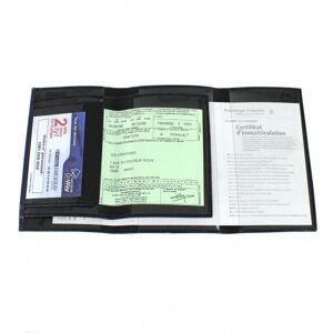 Amikado Porte Papiers de voiture personnalisé Prénom