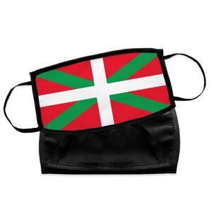 Amikado Masque Pays Basque en tissu personnalisé - Publicité