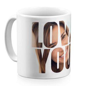 Amikado Mug Love You personnalisé - Publicité