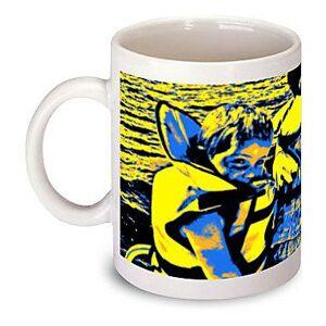 Amikado Mug personnalisé Pop Art - Publicité