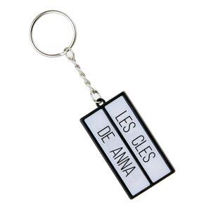 Amikado Porte-clés boite lumineuse personnalisable - Publicité