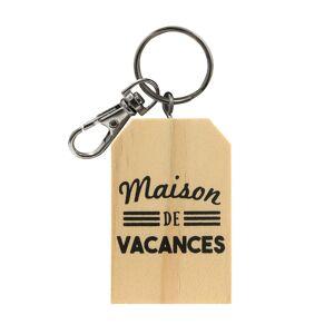 Amikado Porte-clés Maison de vacances personnalisé - Publicité