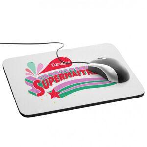 Amikado Tapis de souris personnalisée Super Maîtresse - Publicité