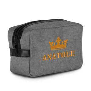 Amikado Trousse de toilette chinée brodée - Publicité