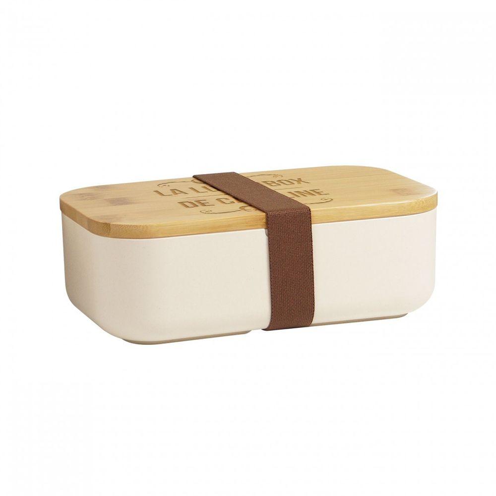 Amikado Lunchbox Bambou personnalisée